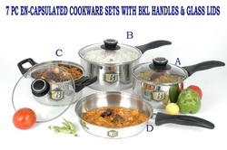 Encapsulated Induction Cookware Set