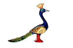 Metal Meena Peacock