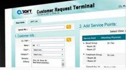 Customer Request Terminal