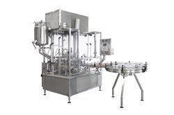 Rotary Cup Filling Machine for PVC