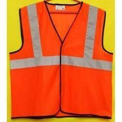 Construction Safety Orange Jacket