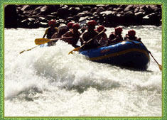 Alaknanda River Expedition Tour Package