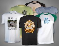 Personalized Printed T-Shirts