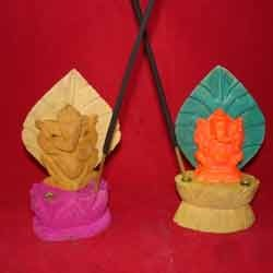 Ganesha Incense Stand