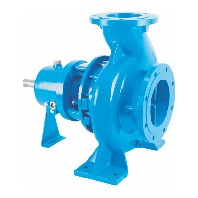 Promivac Horizontal Centrifugal Chemical Process Pumps in SS, Air Cooled