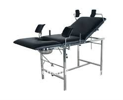 Gyne Examination Table cum Delivery Bed