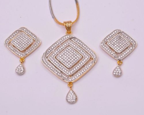 American diamonds pendants im150 white cz designer pendant american diamonds pendants im150 white cz designer pendant manufacturer from delhi mozeypictures Gallery