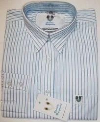 Blue Stripes Executive Shirts