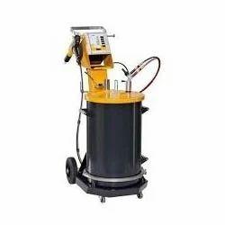 Manual Powder Coating - Powder Coating Equipment Gema Optiflex 2B