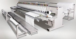 Multi Head Quilt  Embroidery Machine (AFC Quilting Series