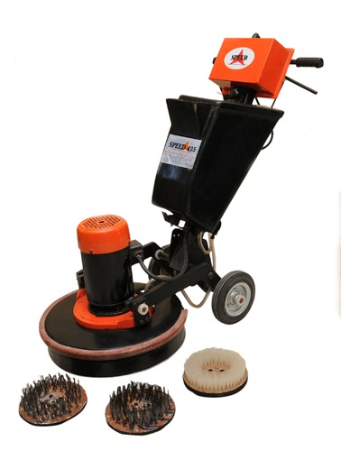 Floor Scrubber Machine At Rs Set Sector Noida ID - How to use a floor scrubber machine