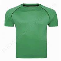 Round & V Neck T-Shirt