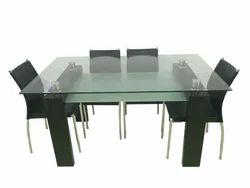 Elegant 1+4 Dining Table Sets
