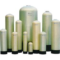 Softeners Vessels Of RO