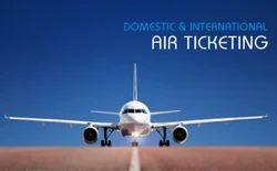 Air Ticket (Domestic & International)