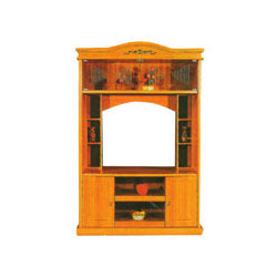 Wooden Showcase Cabinet