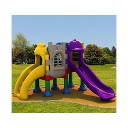 Park Play Slide Stations