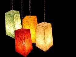 Acrylic Hanging Lamps