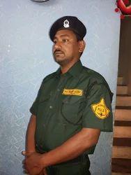 Security Guard Ex Serviceman