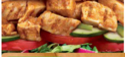 Chicken Tikka Meal Service