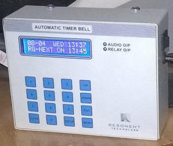 Automatic School Bell Timer (TBG)