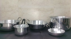 Silver Polish Cookware for Cooking, Model Number: SPC-ST
