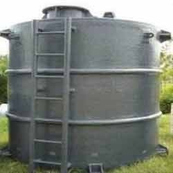 Pp Frp Storage Tanks Manufacturer From Anand