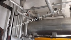 Prefabricated Cold Storage Rooms