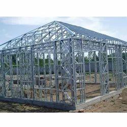 Heavy Steel Structure