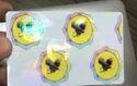 Globe Holograms for PVC Card Printers