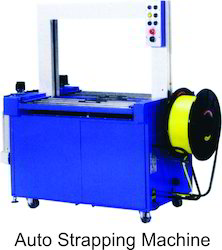 Box Strapping Machine (Auto)