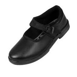 Black Girls School Shoes, Size: 11 and 8