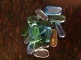 Multi Color Long Size Pebbles