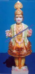 Marble Murti Swaminarayan