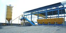 Concrete Mix Batching Plant