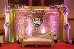 Reception Hall Decorations. Reception Hall Decoration Event in Ahmedabad