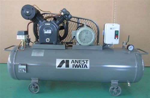 Air Compressor Anesta Iwata Tank Capacity 90 Ltr Rs