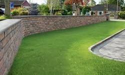 Boundary Wall For Garden