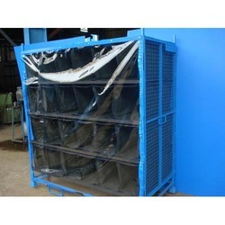 Cloth Bag Partition Trolley