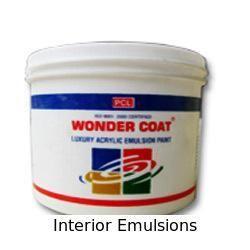 Interior Emulsions