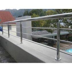 SS Balcony Handrail