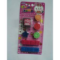 Eraser Stamp Set