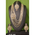 Bridal Long Necklace Set