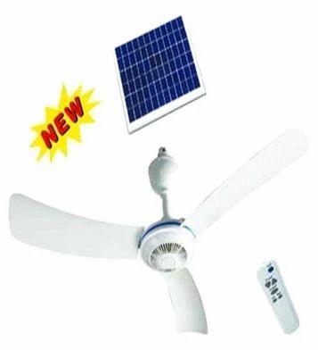 Solar dc ceiling fan solar renewable energy products real solar dc ceiling fan aloadofball Images