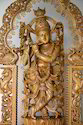 Lord Krishna With Flute
