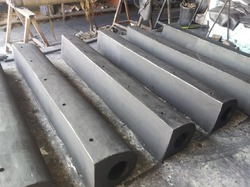 D Type Rubber Buffer/Rubber Fenders