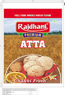5 Kg Wheat Atta Pack