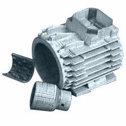 Cast Iron Motor Body Pattern