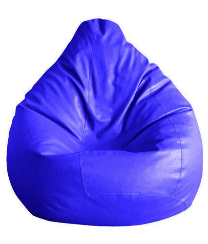 Wondrous Fab Homez Royal Blue Bean Bag With Beans Theyellowbook Wood Chair Design Ideas Theyellowbookinfo