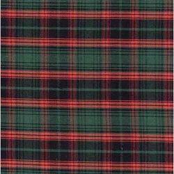 NGAMC1038F Indigo Yarn Dyed Checks Fabric